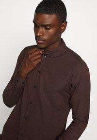 Samsøe Samsøe - LIAM - Shirt - brown melange - 3
