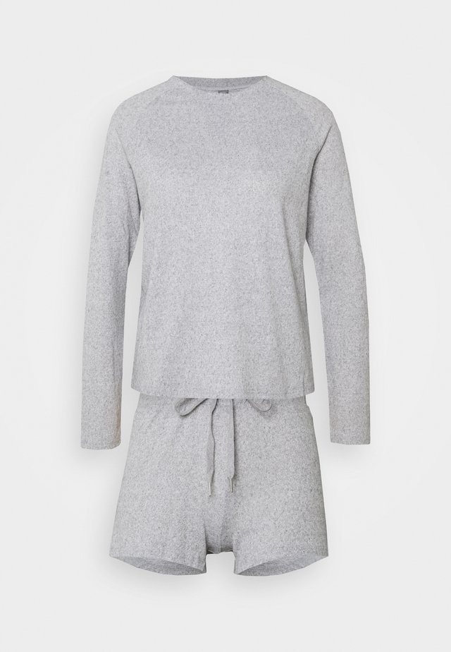 Pyjamas - grey melange