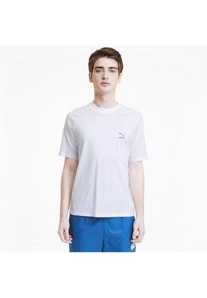 CLASSICS TECH  - T-shirt med print - white
