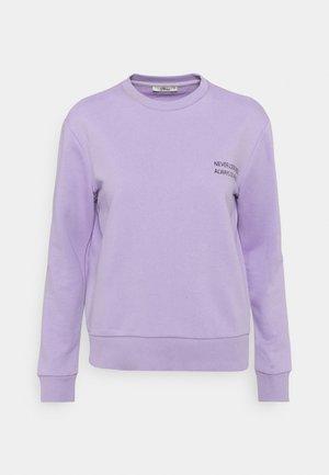 HAYIPA - Sweatshirt - liliac