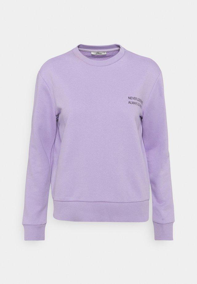 HAYIPA - Sweater - liliac