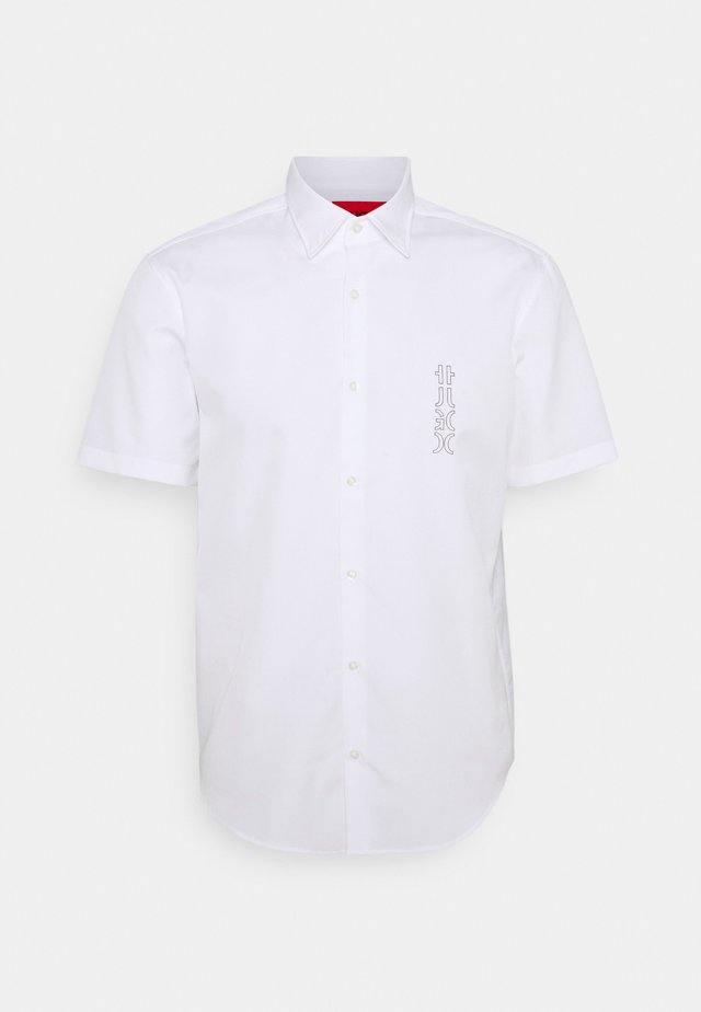 ERMINO SLIM FIT - Hemd - open white