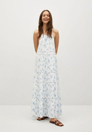 SIS-L - Maxi dress - cremeweiß