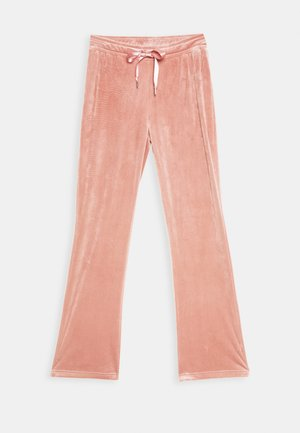 CECILIA TROUSERS - Tracksuit bottoms - ash rose