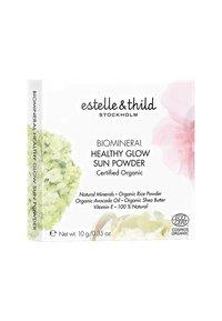 Estelle & Thild - BIOMINERAL HEALTHY GLOW SUN POWDER10G - Bronzer - sheer shimmer - 1
