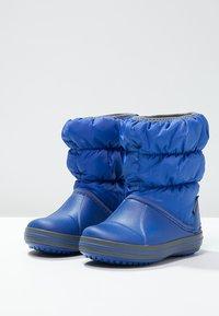 Crocs - Boots - cerulean blue/light grey - 2