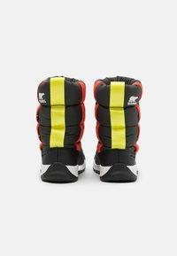 Sorel - YOUTH WHITNEY II PUFFY UNISEX - Winter boots - coal - 2