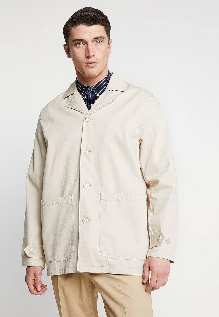 Weekday - BENGT JACKET - Summer jacket - beige