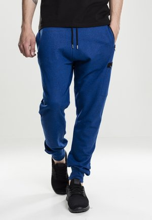 Tracksuit bottoms - royal blue/black