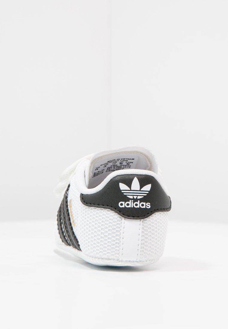 SUPERSTAR - Chaussons pour bébé - white/core black