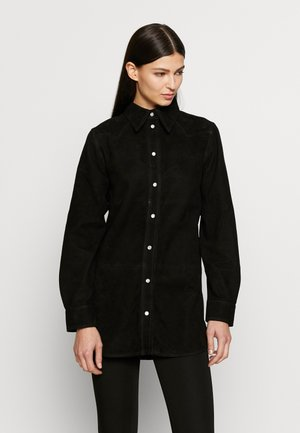 VICTORIA - Skjortebluser - black