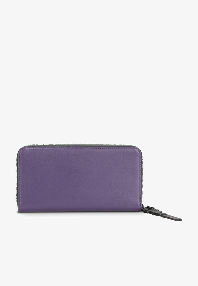 Portafoglio - purple ggl