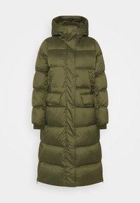 Marc O'Polo - BIG PUFFER COAT FILLED - Down coat - khaki - 5