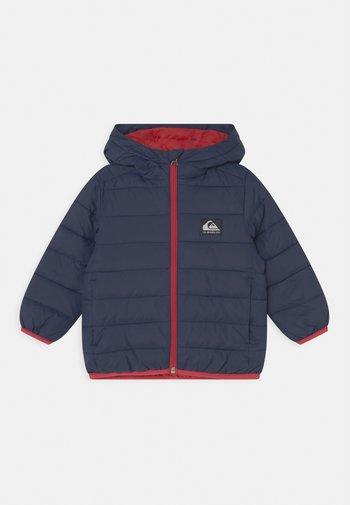SCALY BOY - Winter jacket - navy blazer