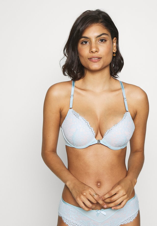 CARDI - Reggiseno push-up - crystal blue