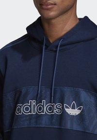 adidas Originals - BX-2O HOODIE - Hoodie - blue - 4