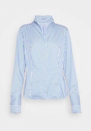ALICE - Button-down blouse - blau