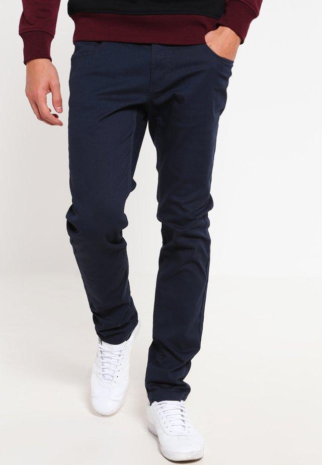 Tygbyxor - dark blue