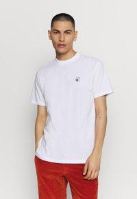 Carhartt WIP - ROMANCE  - Print T-shirt - white - 0