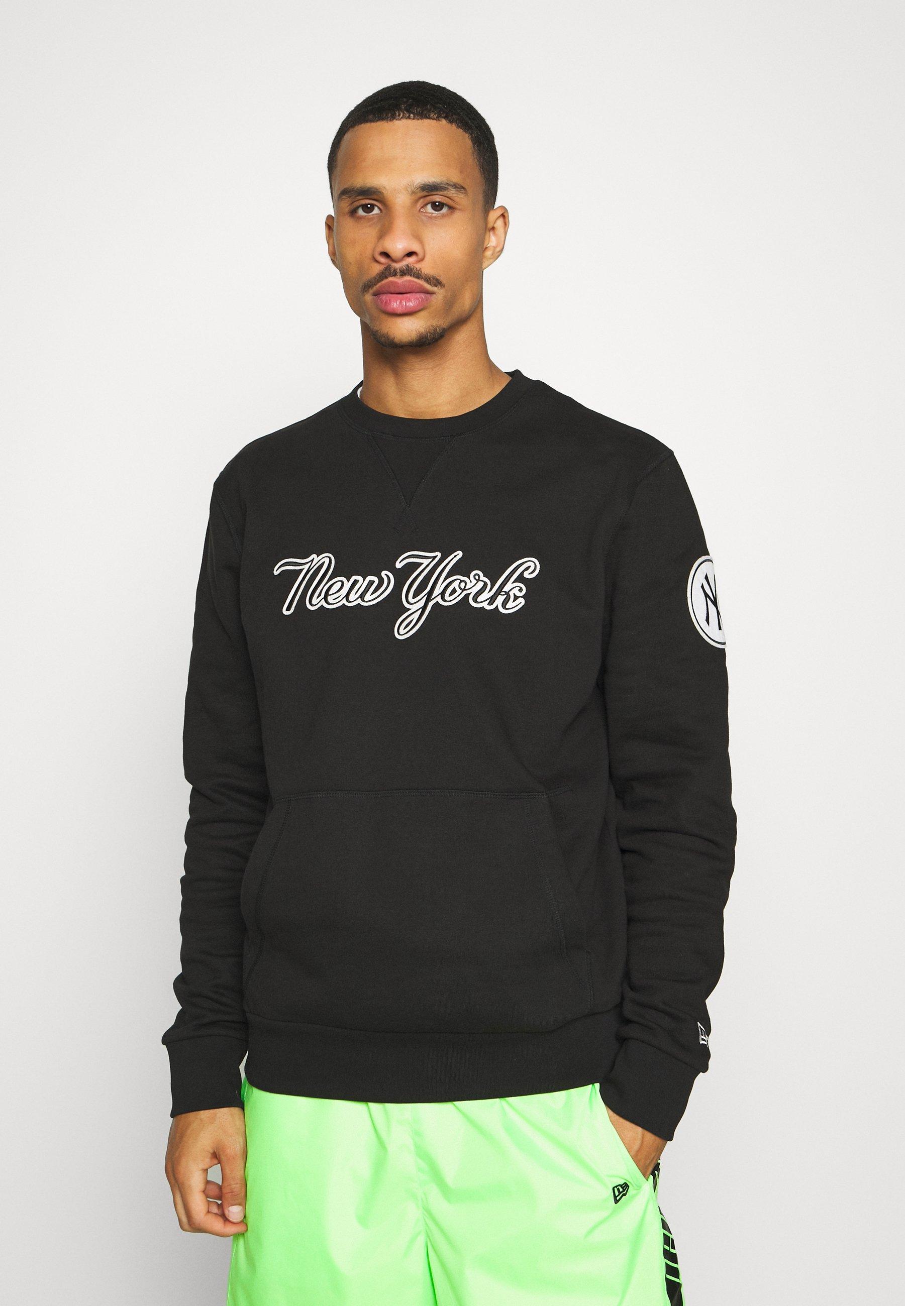 Men COOPERSTOWN YANKEES HERITAGE CREW NECK - Sweatshirt