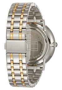 Tommy Hilfiger - JENNA - Horloge - silver-coloured/gold-coloured - 2