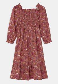 Cotton On - ISLA LONG SLEEVE - Maxi dress - chutney garden - 0