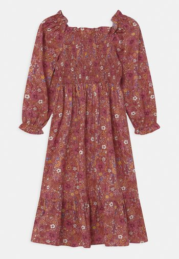 ISLA LONG SLEEVE - Robe longue - chutney garden