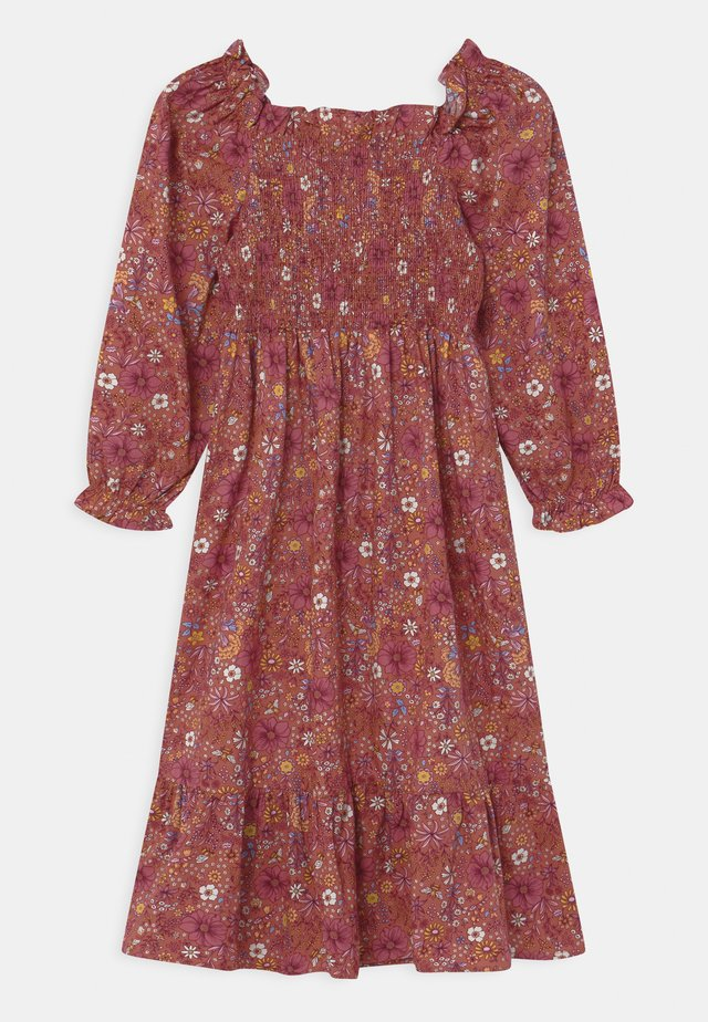 ISLA LONG SLEEVE - Maxi dress - chutney garden