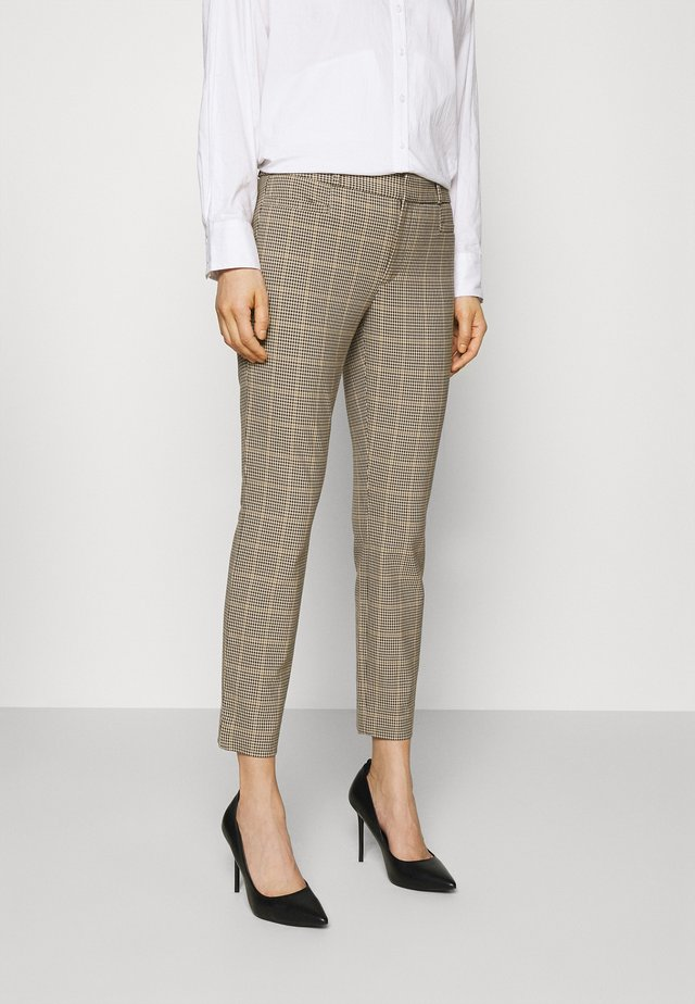 MODERN SLOAN TATTERSOL - Pantaloni - brown
