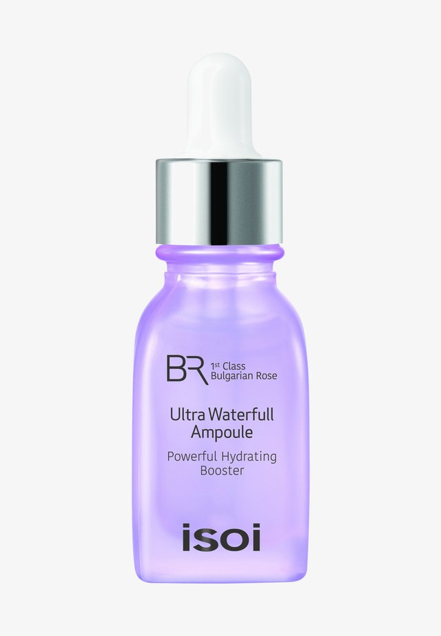 BULGARIAN ROSE ULTRA WATERFULL AMPOULE - Face oil - transparent