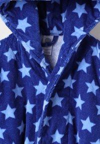 Sanetta - Dressing gown - caribian blue - 2