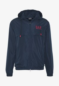 EA7 Emporio Armani - GIUBBOTTO - Training jacket - navy blue - 4