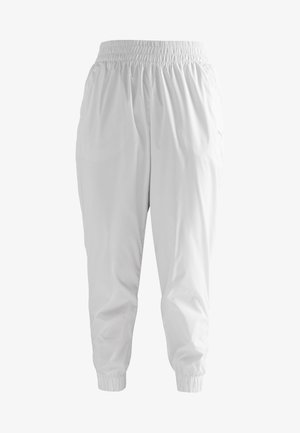 PUMA PANT - Verryttelyhousut - white