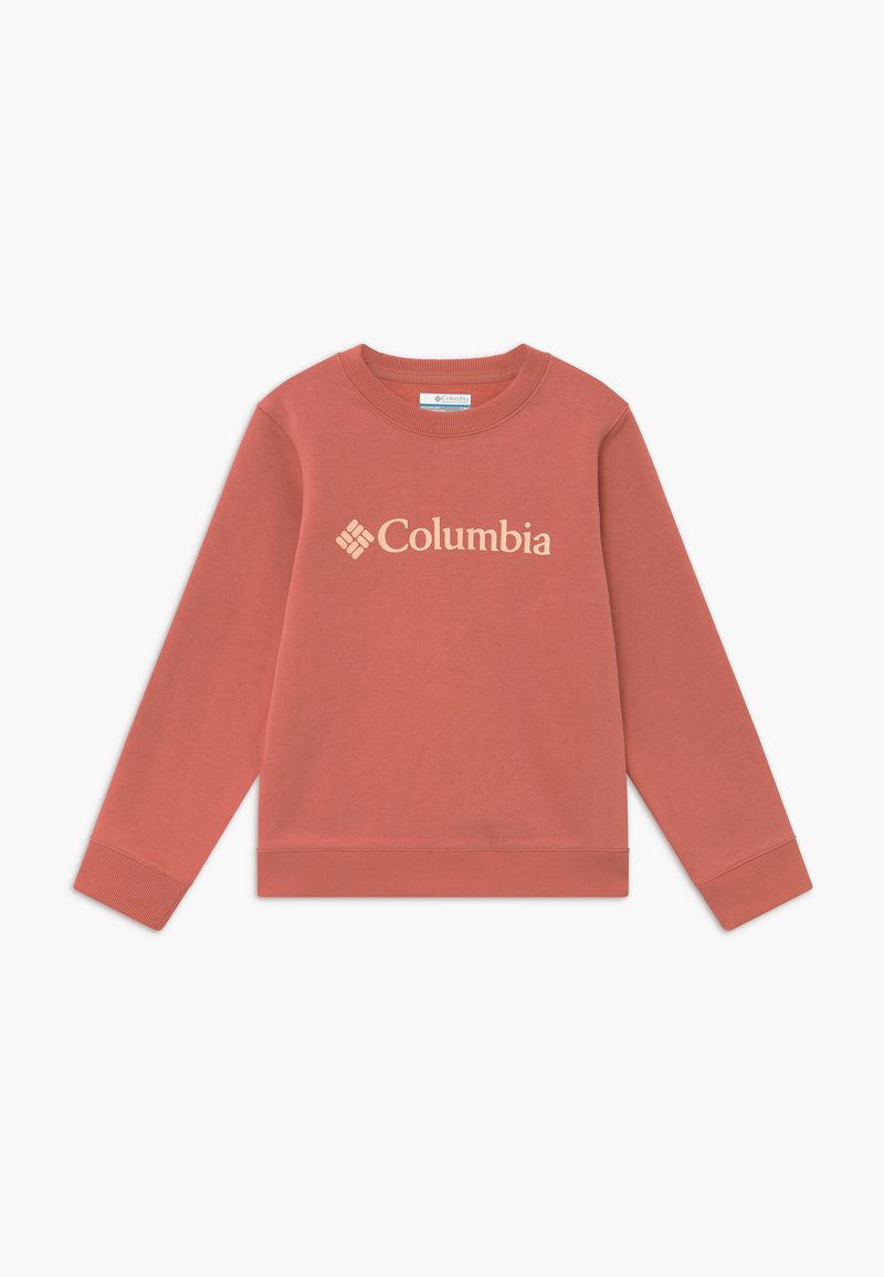 Columbia - PARK CREW - Sweatshirt - dark coral