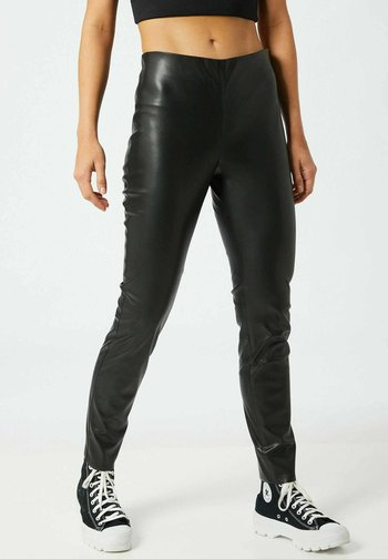 CIRIA - Leggings - Trousers - black