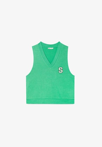 MIT PATCH  - Top - green
