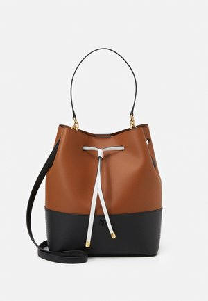 SUPER SMOOTH DEBBY - Borsa a mano - tan/black