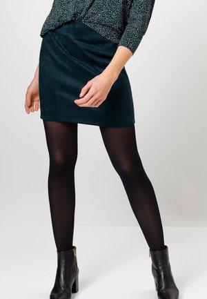 ALCANTARA - Pencil skirt - dark green