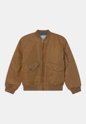 HEATH - Winter jacket - sandstone