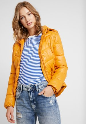 IMANI - Light jacket - golden ochre