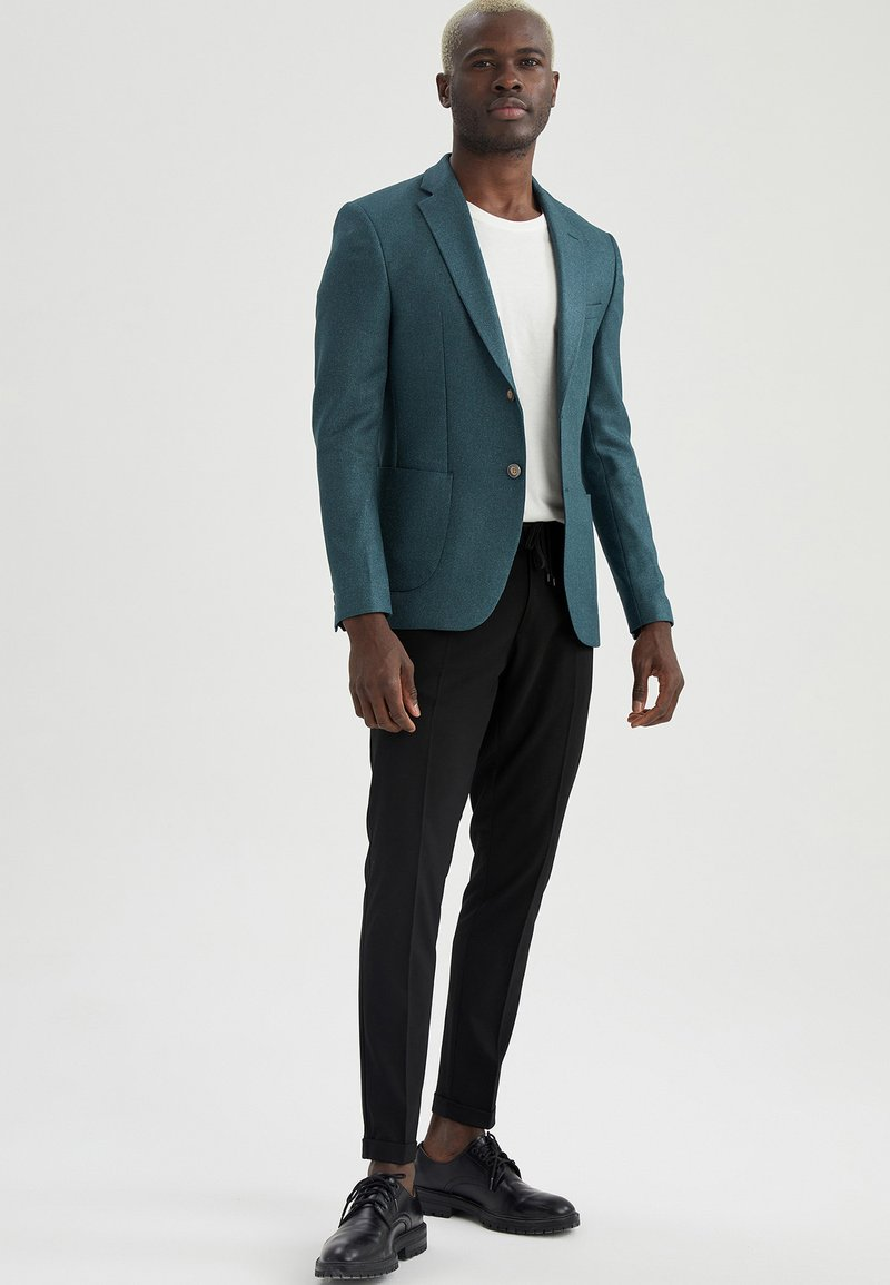 DeFacto - Blazer jacket - green