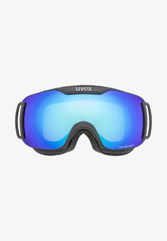 DOWNHILL  - Ski goggles - black mat