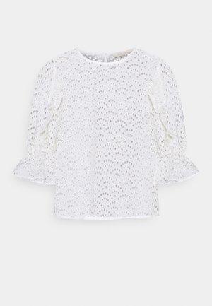 HEENA - Blouse - bright white