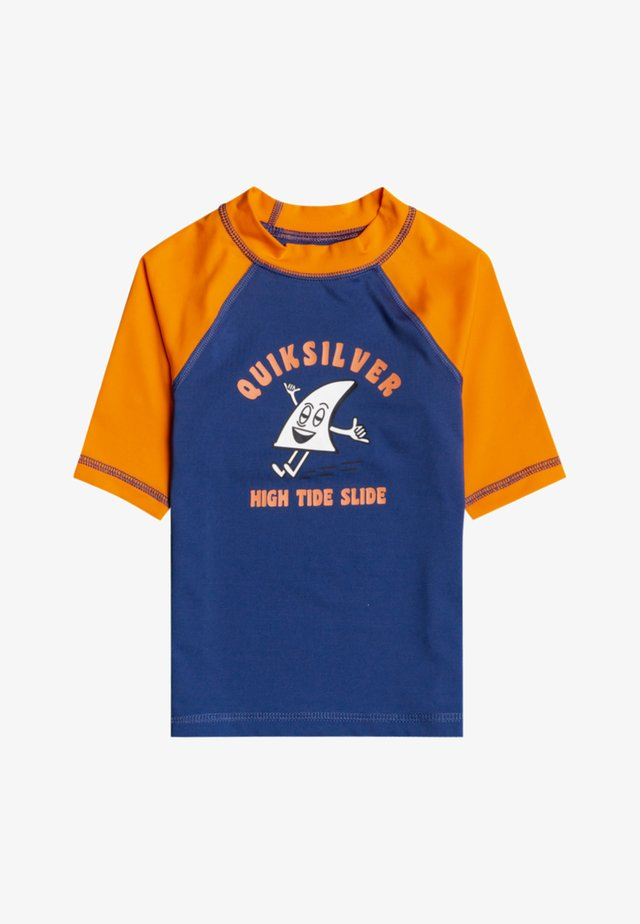 Rash vest - orange pop