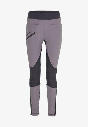 Joggebukse - minimal gray  ebony