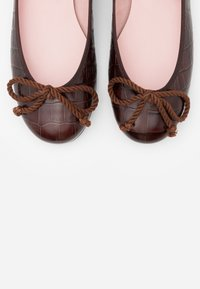 Pretty Ballerinas - TEMPO - Ballet pumps - brown - 6