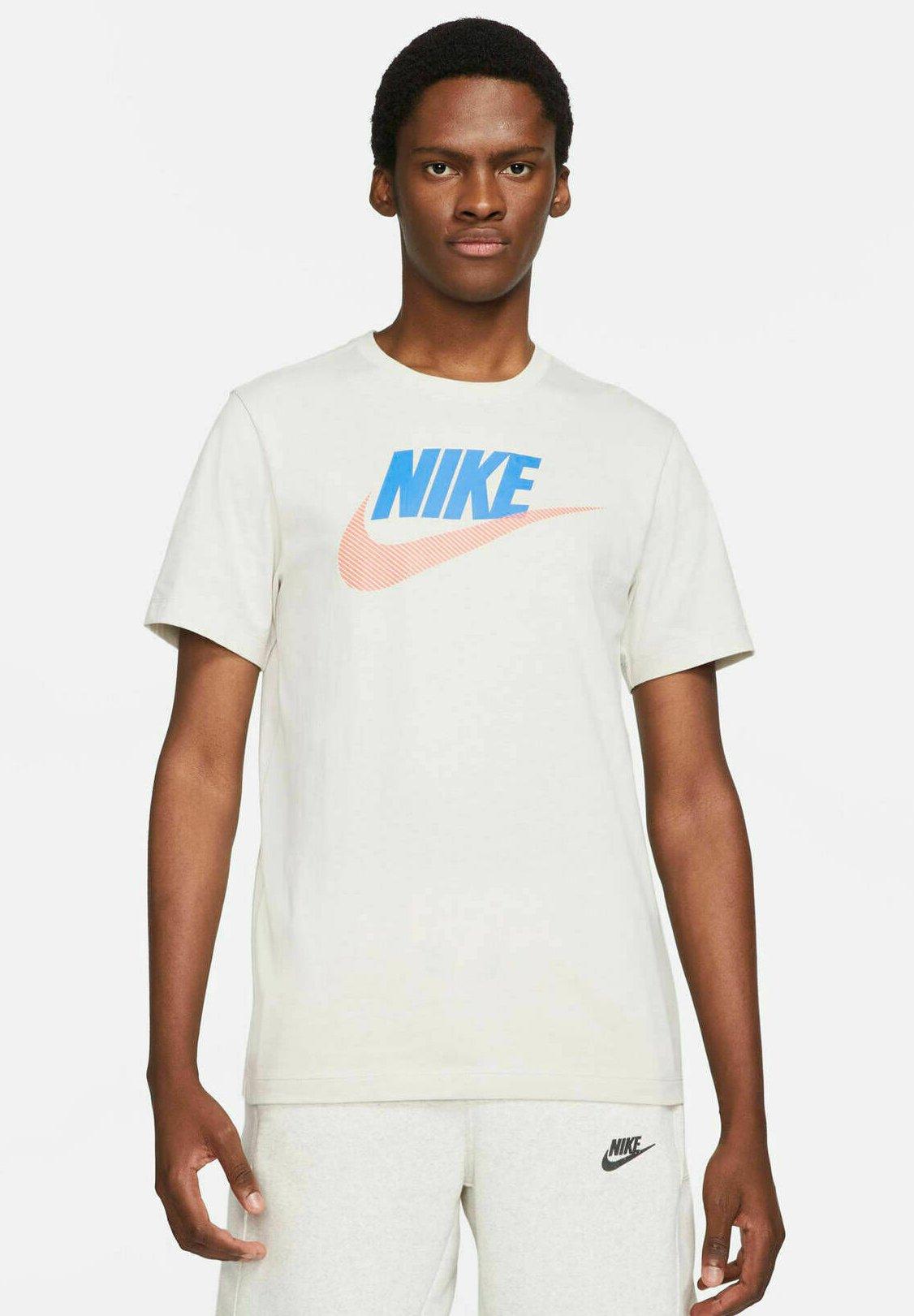 Herren T-Shirt print - weiss
