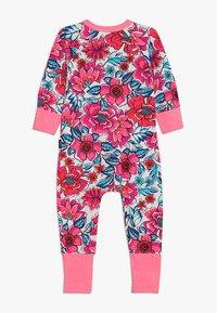 Bonds - ZIP WONDERSUIT BABY - Overall / Jumpsuit /Buksedragter - pink - 1