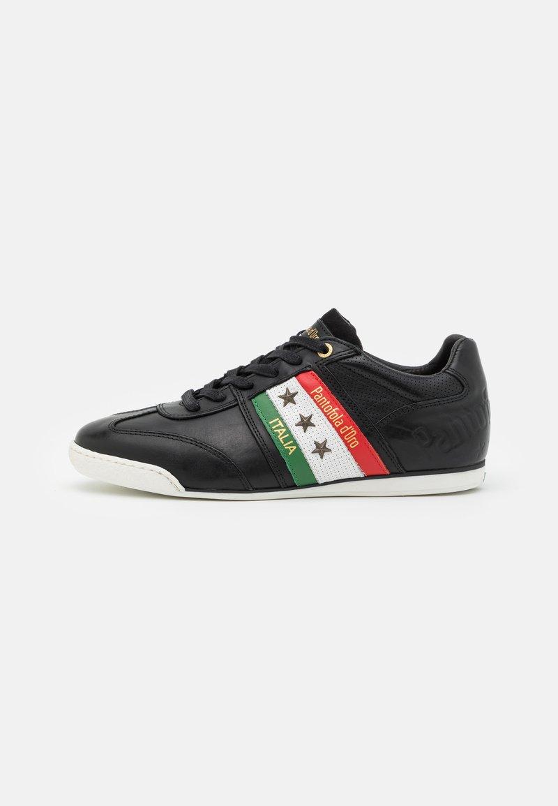 Pantofola d'Oro - IMOLA ROMAGNA FLAG UOMO  - Matalavartiset tennarit - black