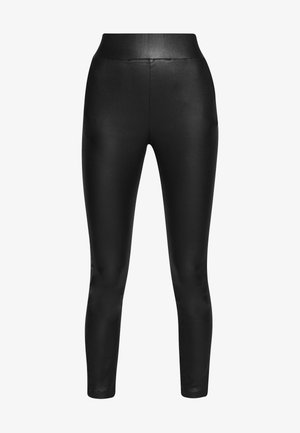 THE TWIN PEAKS PANT - Trousers - black